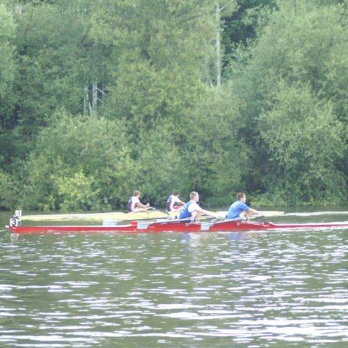 3 Boote drei Siege
