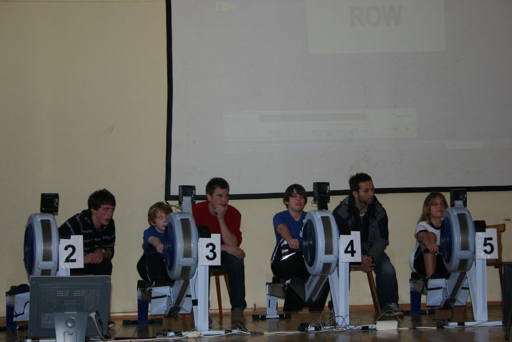 Erfolgreiche Teilnahme am Ergo-Cup in Ludwigshafen