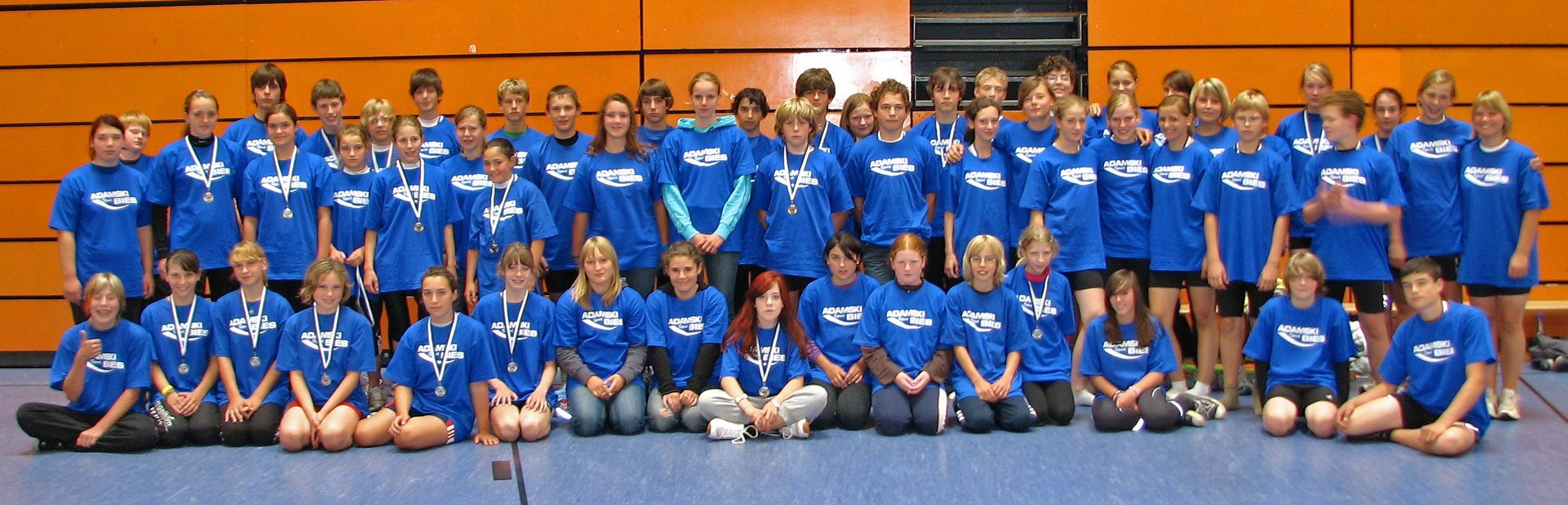 KinderLandesenscheid 2009 in Saarburg