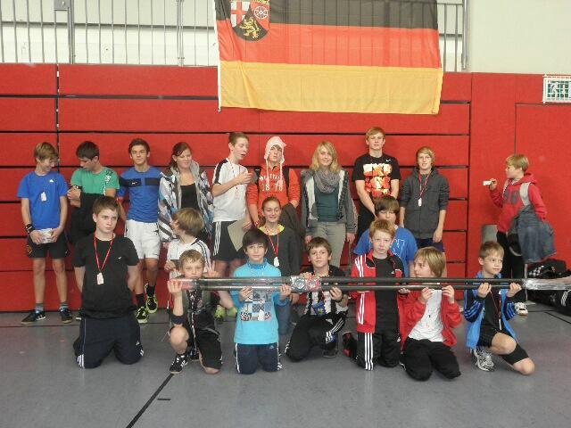 Großer Erfolg beim Talente-Cup in Mainz